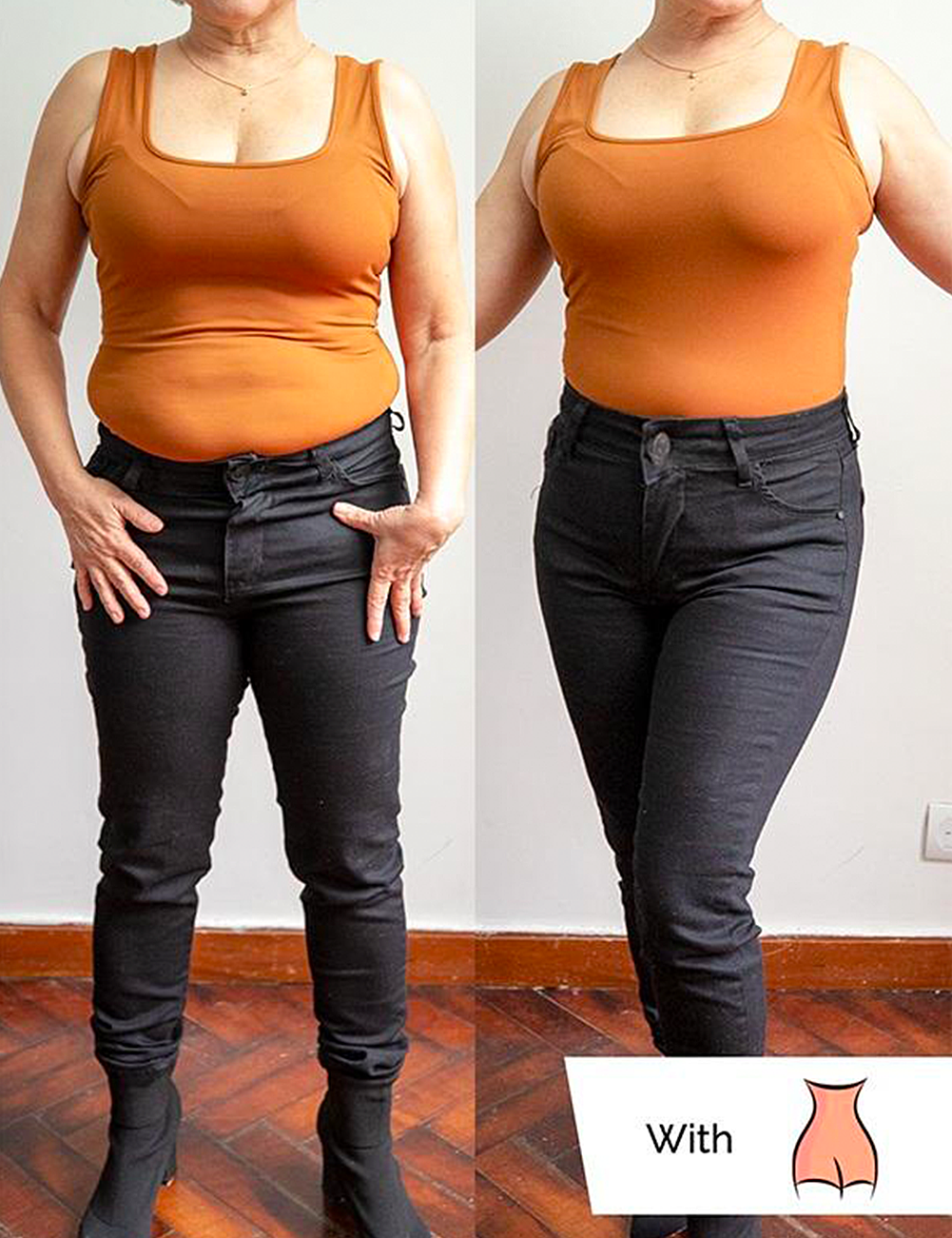 Find Comfortable Tummy Control Shapewear for Plus Size