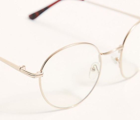 Anti-Blue Light Gold Rim Glasses, Which Ones Do You Recommend?