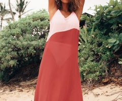 5 Colorful, Fresh Beach Outfits That We're Stealing